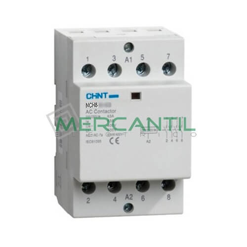 contactor-NCH8-20-22-230