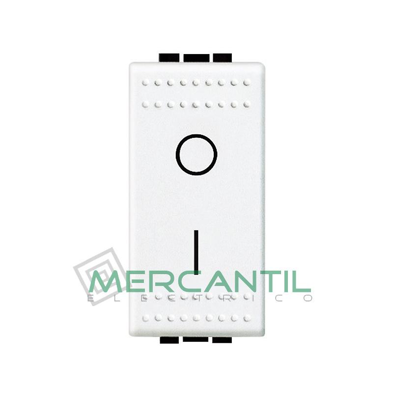 Interruptor Bipolar 1 Modulo Living Light BTICINO