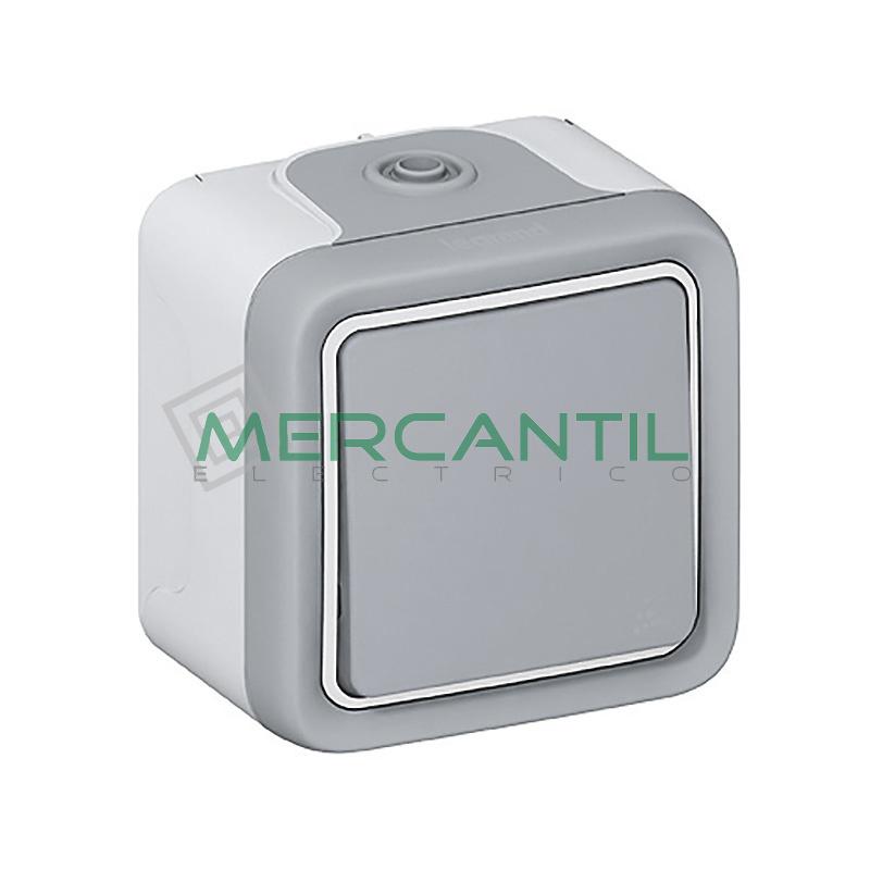 Interruptor-Conmutador Plexo LEGRAND