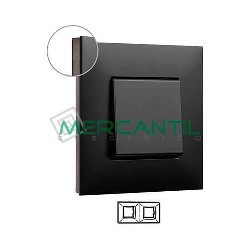 marco-embellecedor-2e-dark-cromo-oscuro-valena-next-legrand-741062