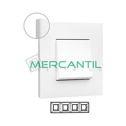 marco-embellecedor-4e-blanco-cromo-valena-next-legrand-741014