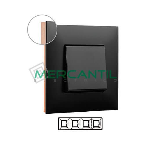 marco-embellecedor-4e-dark-cobre-valena-next-legrand-741074