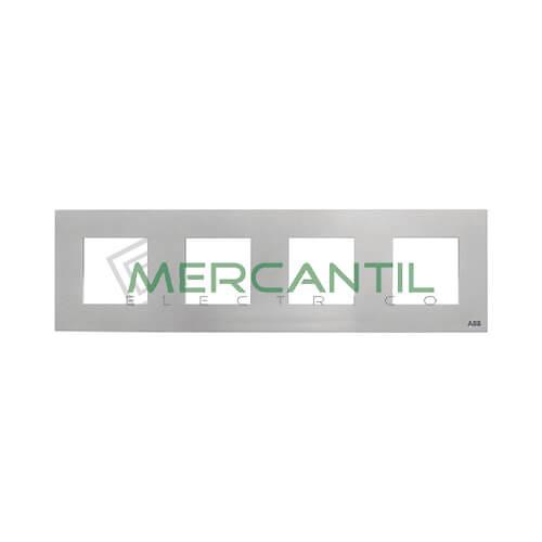 marco-embellecedor-basico-4-elementos-plata-zenit-niessen-n2274.1-pl