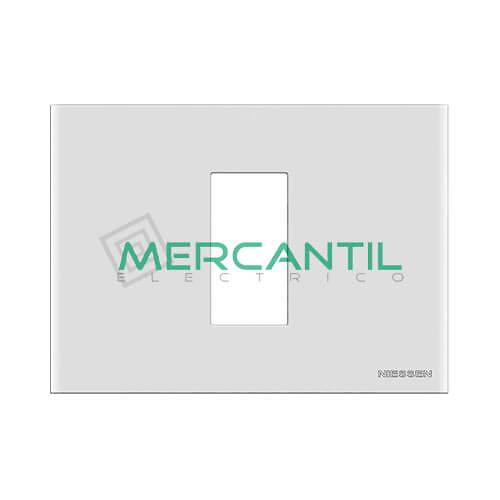 marco-embellecedor-basico-monocaja-1-modulo-plata-zenit-niessen-n2471.1-pl
