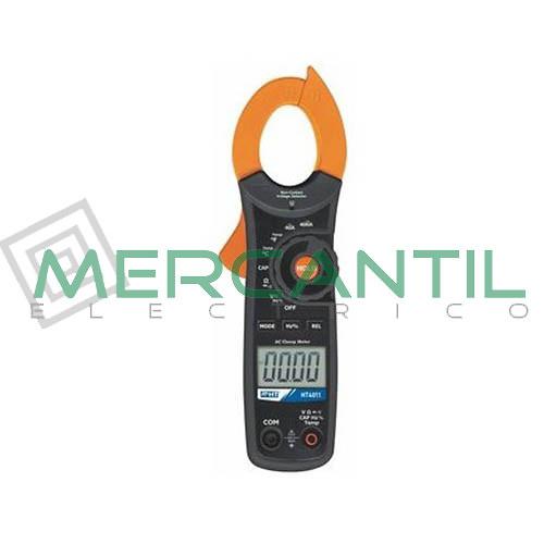 Pinza Amperimetrica 400A CA CAT III 600V HT4011 HT INSTRUMENTS