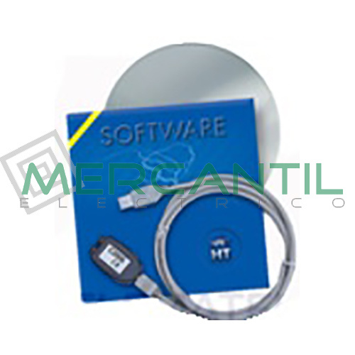 Programa de Gestion con Cable USB (C2006) TOPVIEW 2006 HT INSTRUMENTS