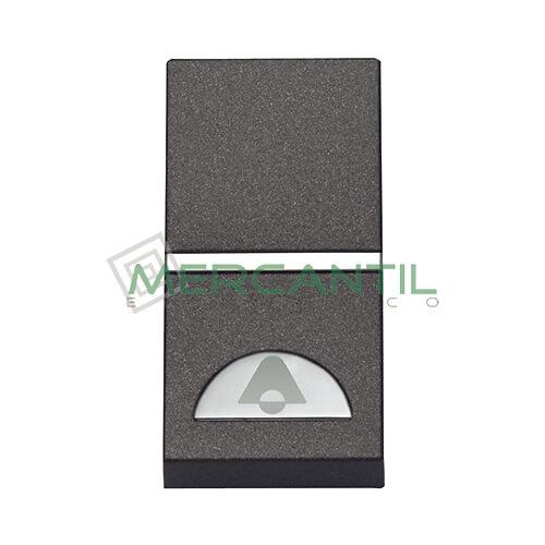 pulsador-iluminable-simbolo-timbre-1-modulo-antracita-zenit-niessen-n2104-an