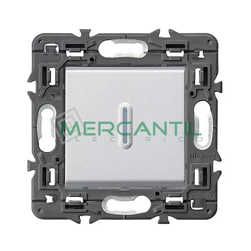 pulsador-inversor-iluminable-simbolo-lampara-6a-aluminio-valena-next-legrand-741389