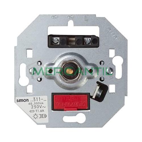 Regulador electronico de tension interruptor conmutador de for Interruptor regulador de luz