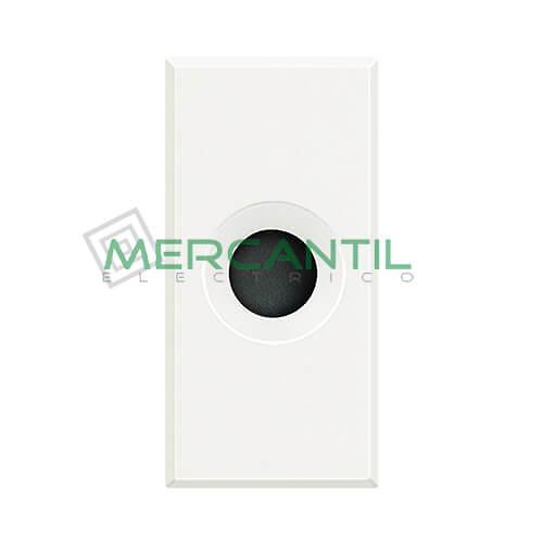 Salida de Cable 1 Modulo Axolute BTICINO - 9mm
