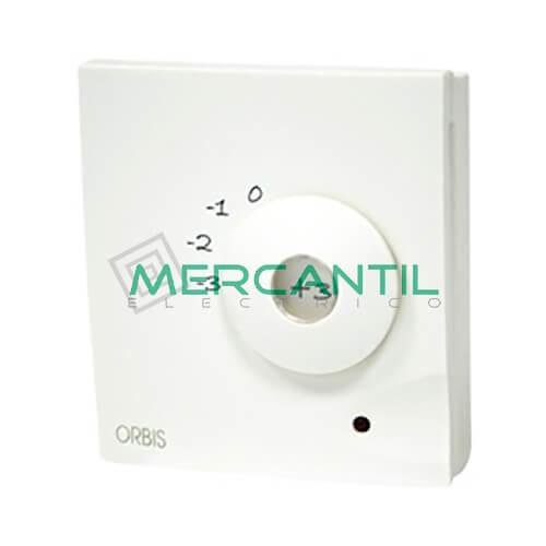 Sonda programable para el contol de temperatura athena for Cronotermostato orbis