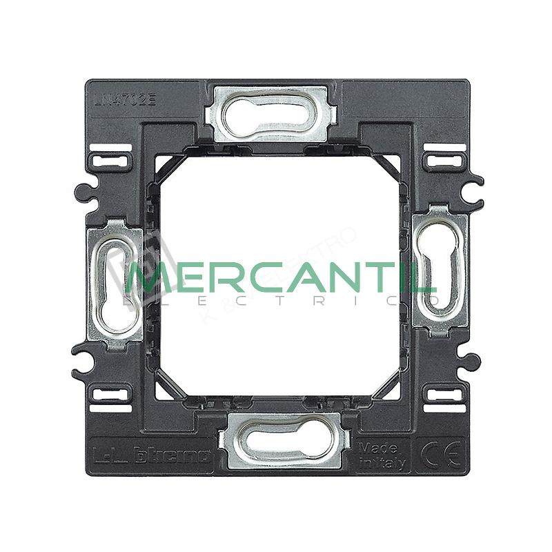 Soporte para Placas Air 2 Modulos Living Light Air BTICINO