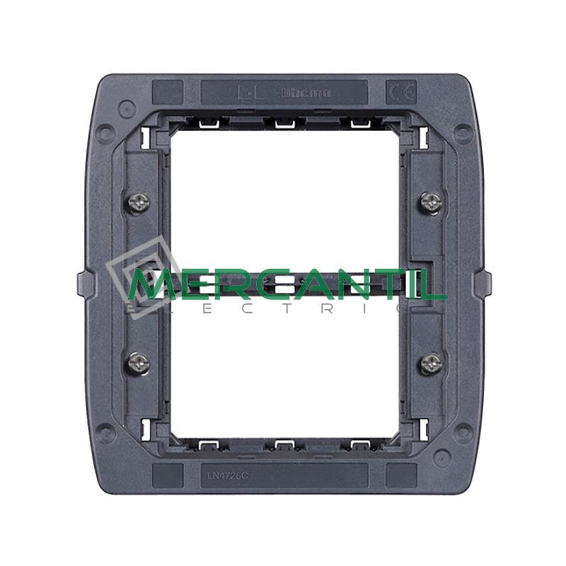 Soporte para Placas Air 3+3 Modulos Living Light Air BTICINO