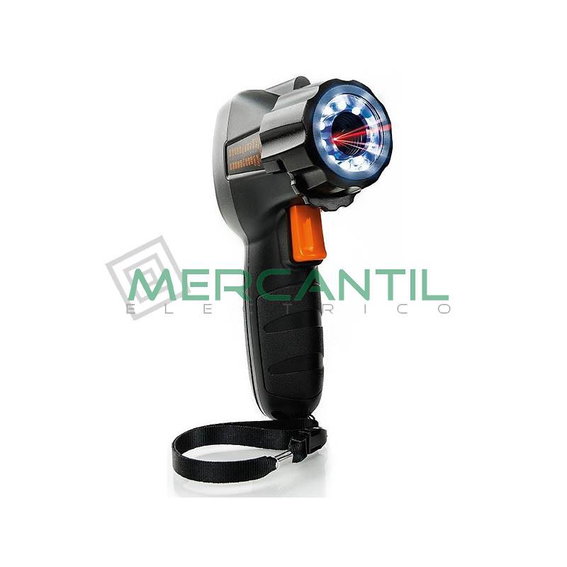 Termometro por Infrarrojos con Puntero Laser y Lampara UV HT3302 HT INSTRUMENTS