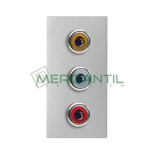 toma-audio-video-3rca-1-modulo-plata-zenit-niessen-n2155.3-pl