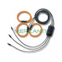 3 Transductores de Corriente Flexible hasta 3000A CA HTFLEX3003 HT INSTRUMENTS