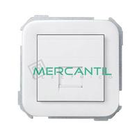 Adaptador Informatico AMP UTP/FTP/Telefono 1 Conector SIMON 31