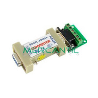 Adaptador RS232 a RS485 con Cable de Conexion ORBIS