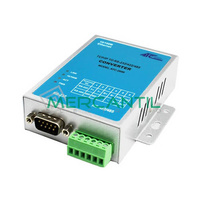 Adaptador RS232/RS485 a Ethernet ORBIS