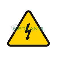 Adhesivo Riesgo Electrico para Cuadros