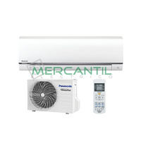 Aire Acondicionado Inverter de Pared UE 3.5 kW Serie Tactica PANASONIC