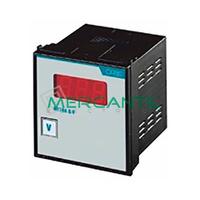 Amperimetro Digital Trascuadro 10A DC METRA Q-A ORBIS