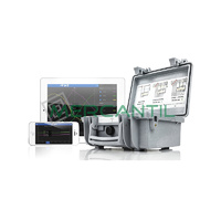 Analizador de Redes Trifasico IP65 con Tablet Incorporada PQA820FULL HT INSTRUMENTS