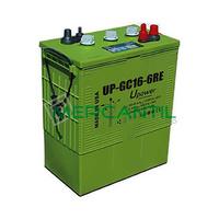 Bateria Ciclo Profundo para Acumulacion 195A por Carga 10 Horas UP-GC RETELEC