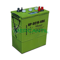 Bateria Ciclo Profundo para Acumulacion 350A por Carga 10 Horas UP-GC RETELEC
