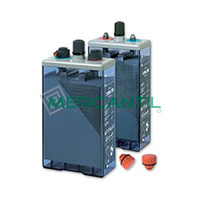 Bateria para Acumulacion 490A por Carga 10 Horas OPzS RETELEC