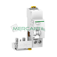Bloque Diferencial 2P 25A VIGI iC60 Sector Industrial SCHNEIDER ELECTRIC