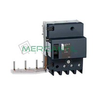 Bloque Diferencial 3P 63A VIGI NG125 Sector Industrial SCHNEIDER ELECTRIC