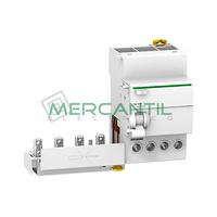 Bloque Diferencial 4P 40A VIGI iC60 Sector Industrial SCHNEIDER ELECTRIC