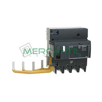 Bloque Diferencial 4P 63A VIGI NG125 Sector Industrial SCHNEIDER ELECTRIC