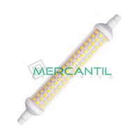 Bombilla LED 10W Lineal R7S 118mm IP20 LEDME
