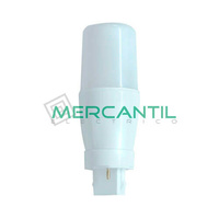 Bombilla LED 12W G24 2PIN IP20 LEDME