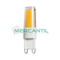 Bombilla LED 5W G9 COB IP20 LEDME