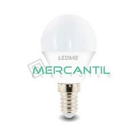Bombilla LED 7W E14/G45 IP20 LEDME
