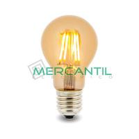 Bombilla LED de Filamento 4W E27/A60 IP20 LEDME