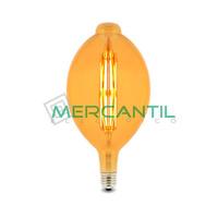 Bombilla LED de Filamento 6W E27/BT180 IP20 LEDME