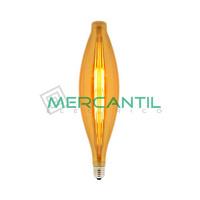 Bombilla LED de Filamento 8W E27/CT120 IP20 LEDME