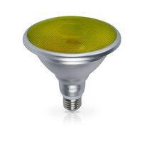 Bombilla decorativa LED 18W PAR38 amarillo GSC