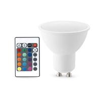 Bombilla dicroica LED 5W GU10 RGB GSC