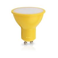 Bombilla dicroica decorativa LED 4W GU10 SMD amarillo GSC