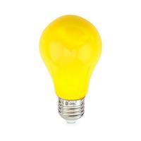 Bombilla estandar LED 3W E27 amarillo GSC