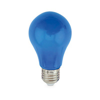 Bombilla estandar LED 3W E27 azul GSC