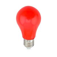 Bombilla estandar LED 3W E27 rojo GSC