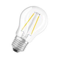 Bombilla filamento esferica LED 1.4W E27 clara Parathom Retrofit Classic P Ledvance/Osram