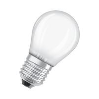 Bombilla filamento esferica LED 3.3W E27 mate regulable Parathom Dim Retrofit Classic P Ledvance/Osram