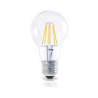 Bombilla filamento estandar decorativa LED 8W E27 oro GSC